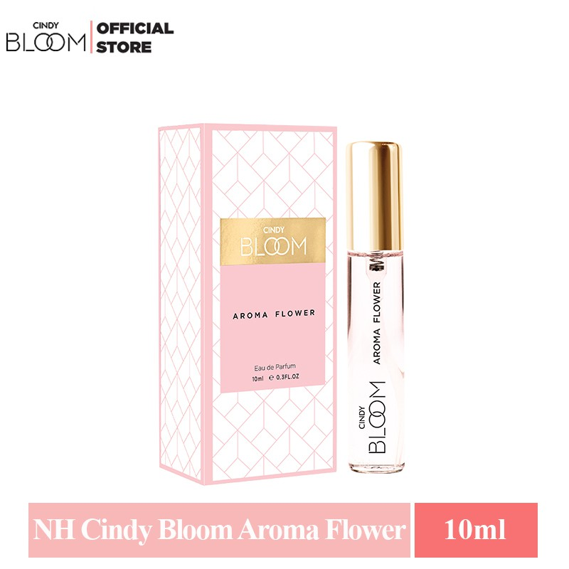 Nước Hoa Cindy Bloom Aroma Flower 10ml Chính Hãng