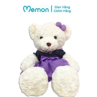 Gấu Bông Teddy Váy Hải Quân Cao Cấp Memon