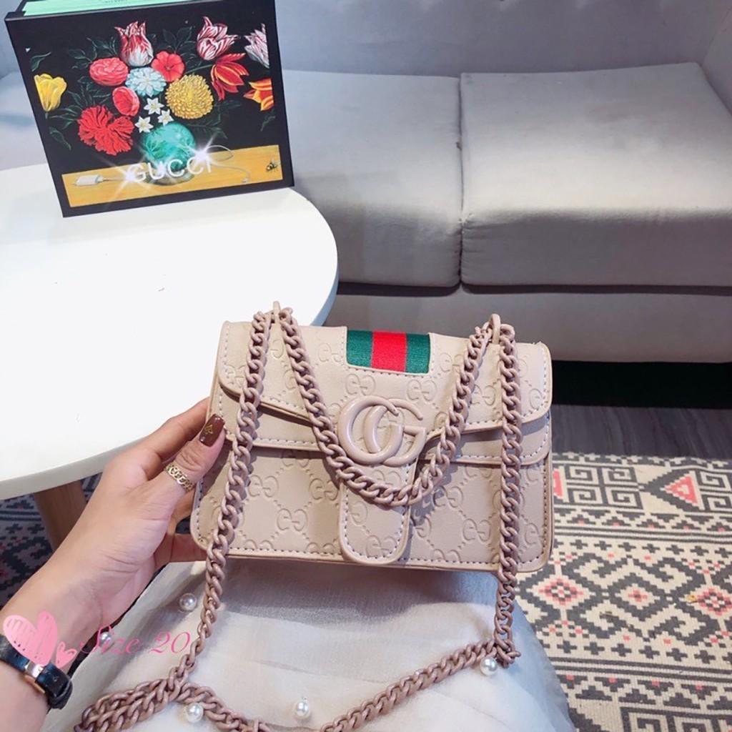 Túi đeo chéo nữ đẹp đi chơi cao cấp HANA DC85