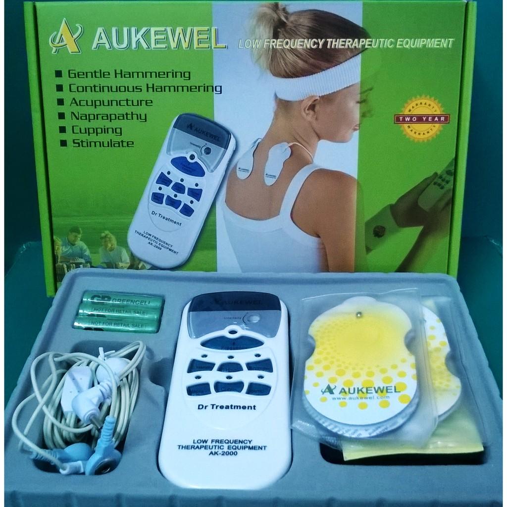 Máy Massage xung điện trị liệu thương hiệu Đức Aukewel AK-2000