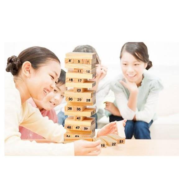 Đồ chơi rút gỗ sáng tạo