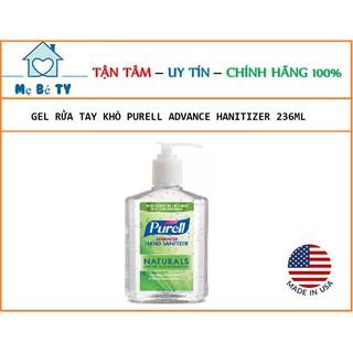 Gel rửa tay - Nước rửa tay khô Purell Advance thumbnail