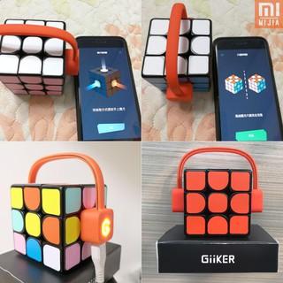 M&J xiaomi Mijia Giiker Super Smart Cube Puzzle 3x3x3 5.7cm Speed App Remote Control Professional Ma