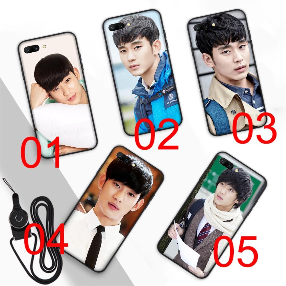 Kim Soo Hyun Soft Case Huawei Honor Note 10 9 Lite view 20 9X Pro