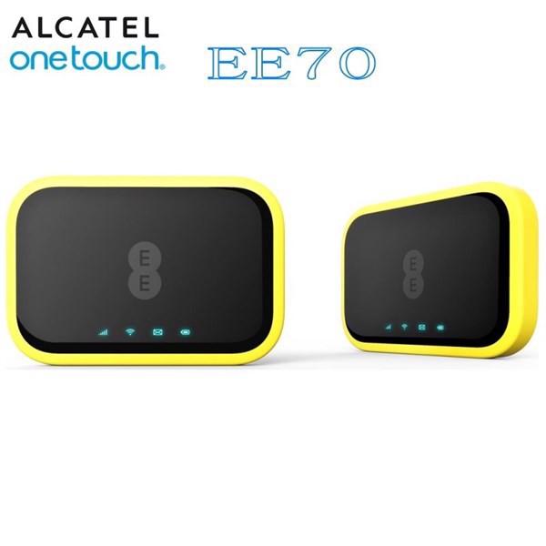 [Mã 267ELSALE hoàn 7% đơn 300K] Bộ phát wifi 4G ALCATEL EE70 tốc độ 150Mbps