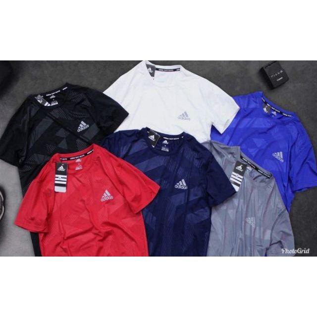 Áo thun nam ( có big size 50kg - 95kg) , thể thao nam, Thun Lạnh 4 chièu, logo phản quang