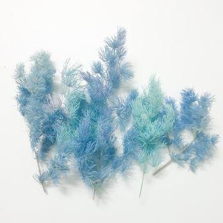 Tùng nho khô trang trí resin, thiệp, tranh handmade