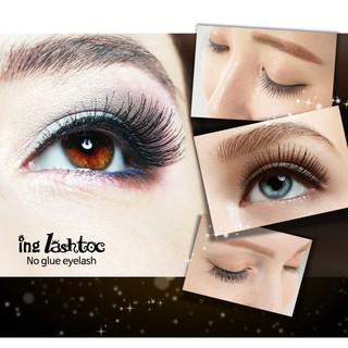 Lông mi gia Ing Lashtoc No Glue Eyelash-1