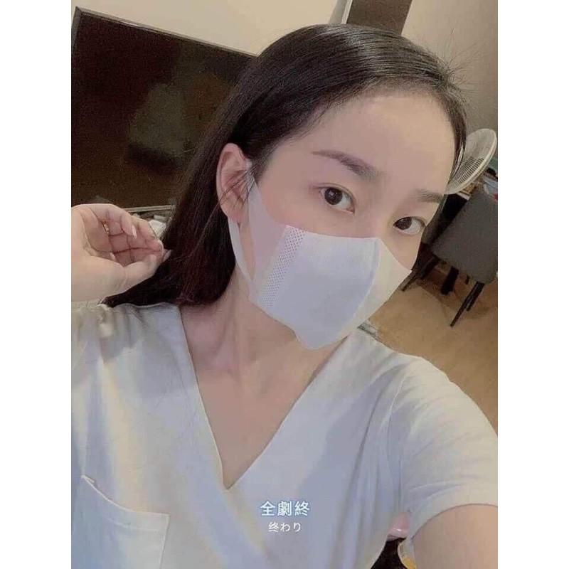 [Mã FAMAYFA giảm 10K đơn 50K] (chính hãng) Hộp khẩu trang 3D mask công nghệ Nhật 50 cái