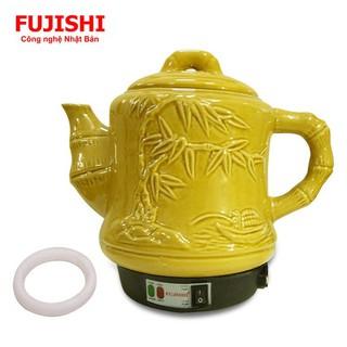 Ấm sắc thuốc điện gốm bát tràng Fujishi 3.2 lít HK-33G (Nhiều màu)