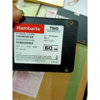 ổ cứng ssd 60gb cũ