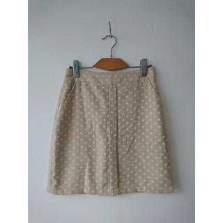 Polka Dot Mini Skirt thumbnail