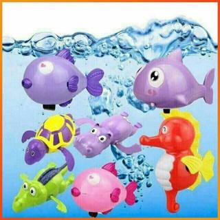 [CỰC RẺ] – Cá đồ chơi bơi trong nước dễ thương