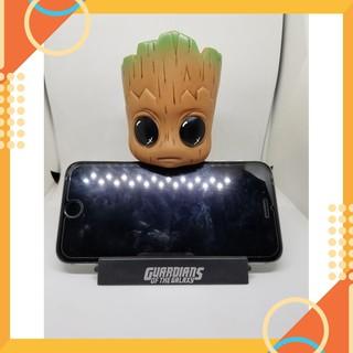 Đồ chơi Groot lắc đầu để ô tô hoặc bàn làm việc