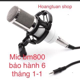 [Freeship toàn quốc từ 50k] Micro thu âm BM800