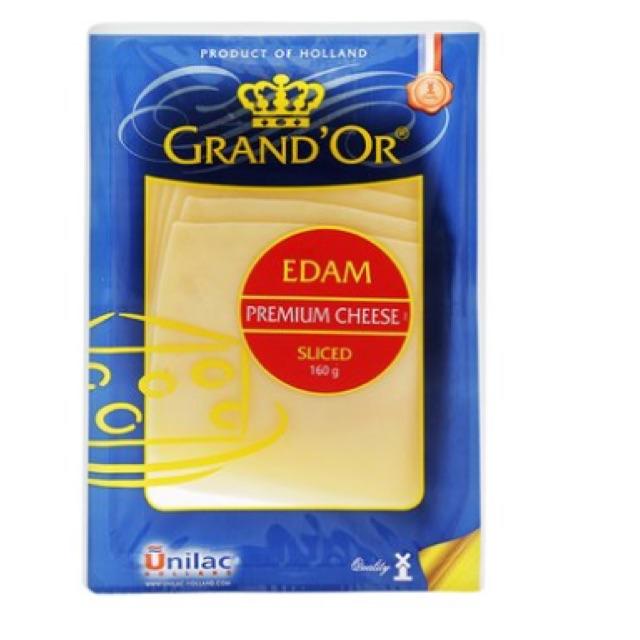 Phô mai lát Edam Slice Cheese Grand
