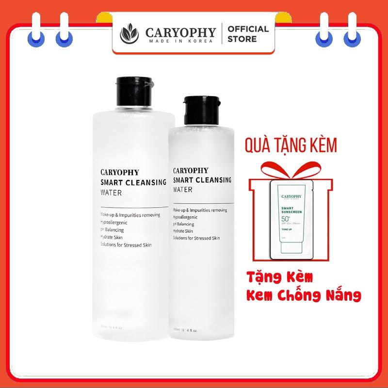 Nước tẩy Trang Thông Minh Caryophy Smart Cleansing Water
