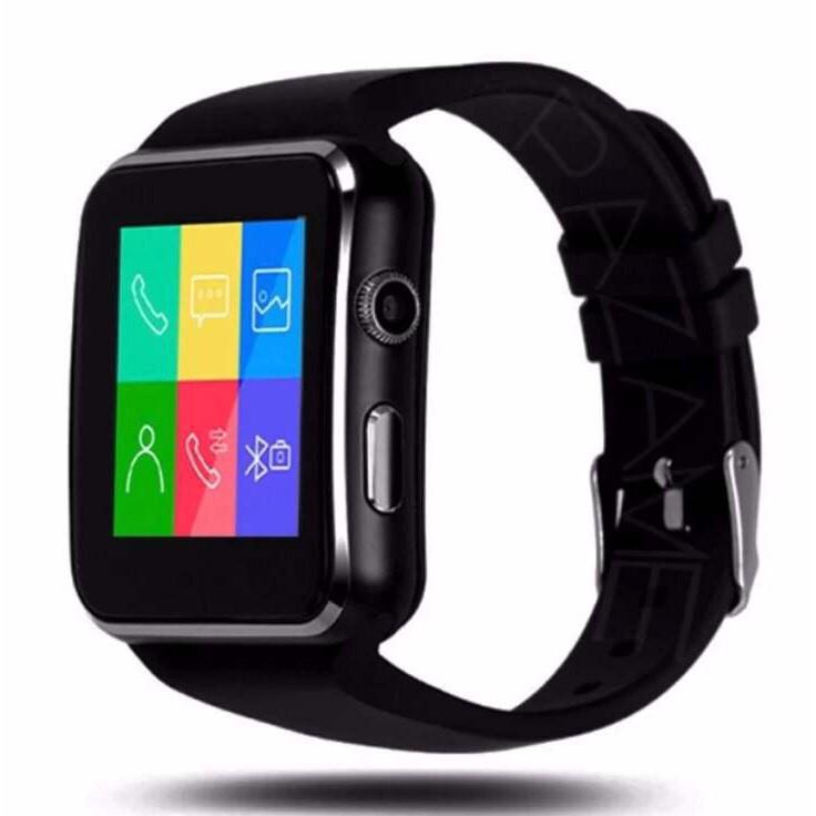 Đồng hồ thông minh màn hình cong X6 (Đen) Nghe gọi - chụp hình - Lướt Web - 10035996 , 630493279 , 322_630493279 , 350000 , Dong-ho-thong-minh-man-hinh-cong-X6-Den-Nghe-goi-chup-hinh-Luot-Web-322_630493279 , shopee.vn , Đồng hồ thông minh màn hình cong X6 (Đen) Nghe gọi - chụp hình - Lướt Web