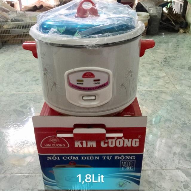 Nồi cơm điện KIM CUONG 1,8lit