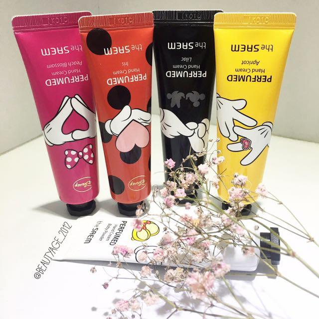 Kem dưỡng tay - Perfumed hand cream Disney x The Saem 30ml