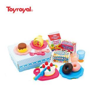 5469 Bộ đồ chơi tiệc trà Chip-Chop Toyroyal