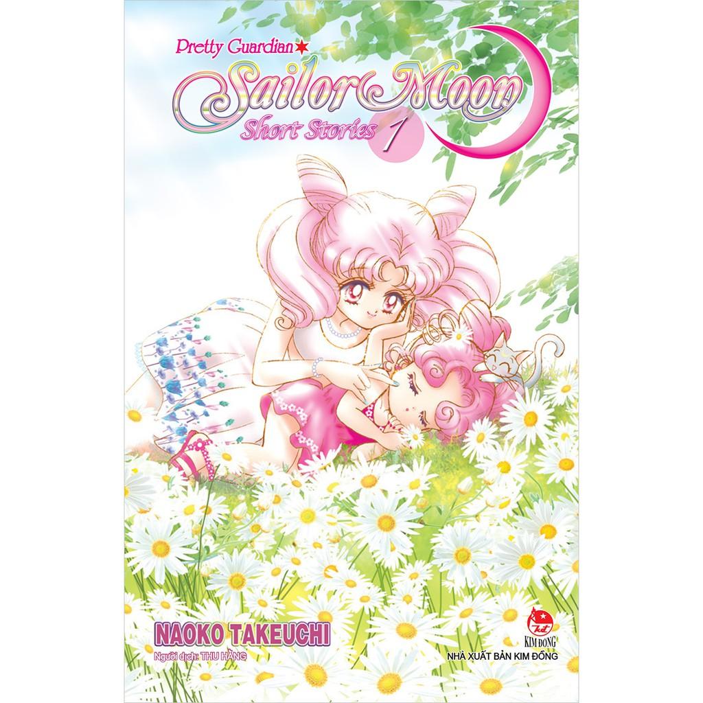 Truyện tranh Sailor Moon - Short Stories trọn bộ 2 tập