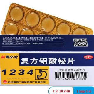Đau dạ dày đại tràng, tá tràng, viêm loét dạ dày, trào người dạ dày 1234 – Hàng có sẵn