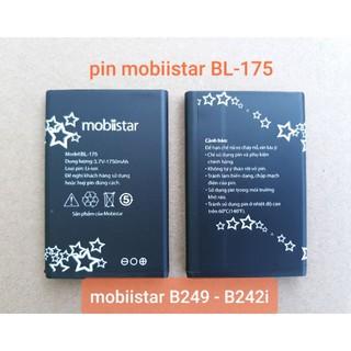 Pin mobiistar B249 - B242i (mã pin BL-175) thumbnail