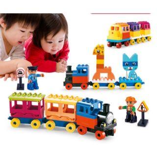 Smoneo – các chi tiết lắp ráp đoàn tàu tương thích lego duplo