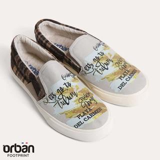Giày sneaker Urban UL1602 Màu be