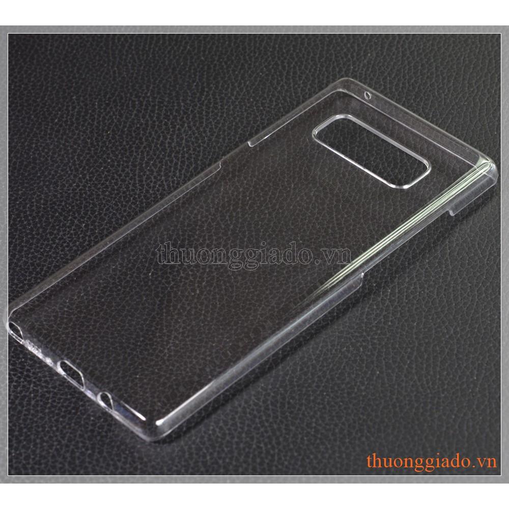 Ốp lưng nhựa cứng Samsung Note 8/ N950 (trong suốt) - 3375202 , 733867811 , 322_733867811 , 100000 , Op-lung-nhua-cung-Samsung-Note-8-N950-trong-suot-322_733867811 , shopee.vn , Ốp lưng nhựa cứng Samsung Note 8/ N950 (trong suốt)