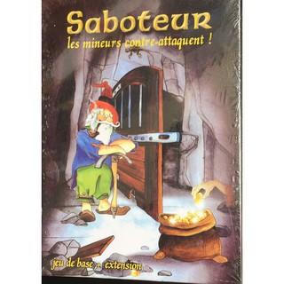 [HOT] Saboteur – Bài Đào Vàng phiên bản mới 1+2