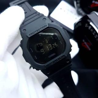 Đồng hồ nam dây nhựa SHOCK DW-5600E-1VDF + TẶNG KÈM HỘP THIẾC thumbnail