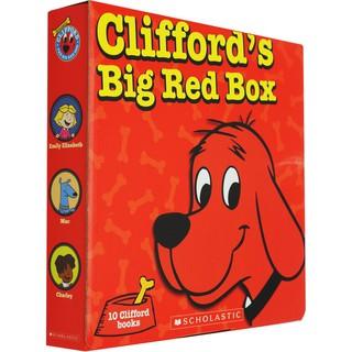 set 5 sách đen đỏ hình chó con dễ thương