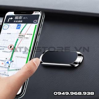 Giá đỡ điện thoại ô tô nam châm – giá đỡ điện thoại đa năng bám dính trên mọi chất liệu
