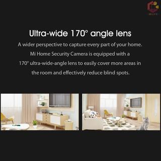 Camera An Ninh Xiaomi Mi Mjsxj02Hl Phiên Bản Tiêu Chuẩn 1080p Chống Nước Ip65 Cao Cấp