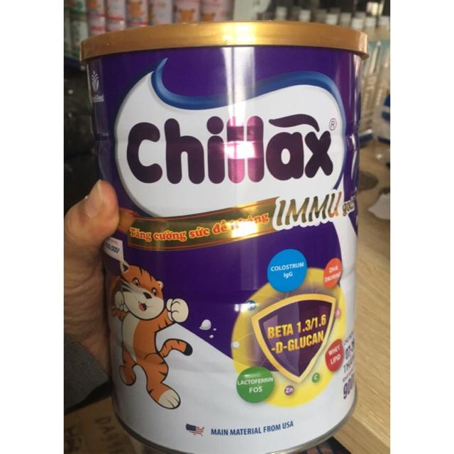 Sữa Chillax Immu gold (900g) dành cho trẻ từ 7-36 tháng tuổi - 3290500 , 761236365 , 322_761236365 , 332000 , Sua-Chillax-Immu-gold-900g-danh-cho-tre-tu-7-36-thang-tuoi-322_761236365 , shopee.vn , Sữa Chillax Immu gold (900g) dành cho trẻ từ 7-36 tháng tuổi