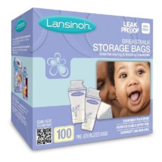 Hộp 100 túi trữ sữa Lansinoh Mỹ - 3006085 , 136004051 , 322_136004051 , 490000 , Hop-100-tui-tru-sua-Lansinoh-My-322_136004051 , shopee.vn , Hộp 100 túi trữ sữa Lansinoh Mỹ