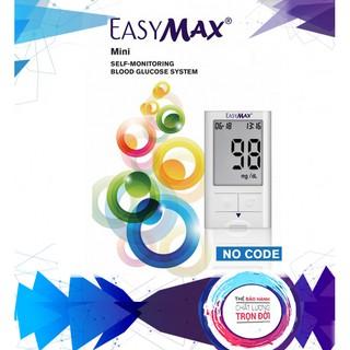 Máy đo đường huyết EasyMax Mini của Mỹ (Kèm 25 que thumbnail