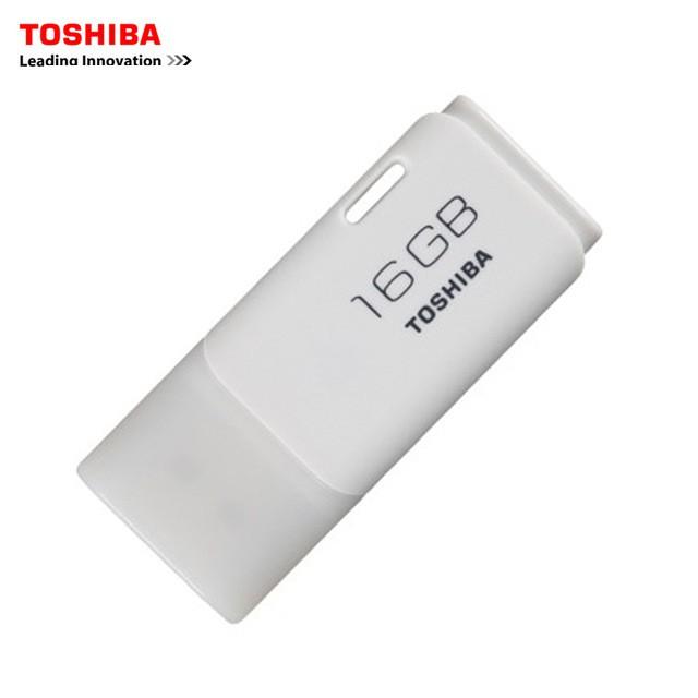 USB Toshiba HAYABUSA 16GB (Trắng)