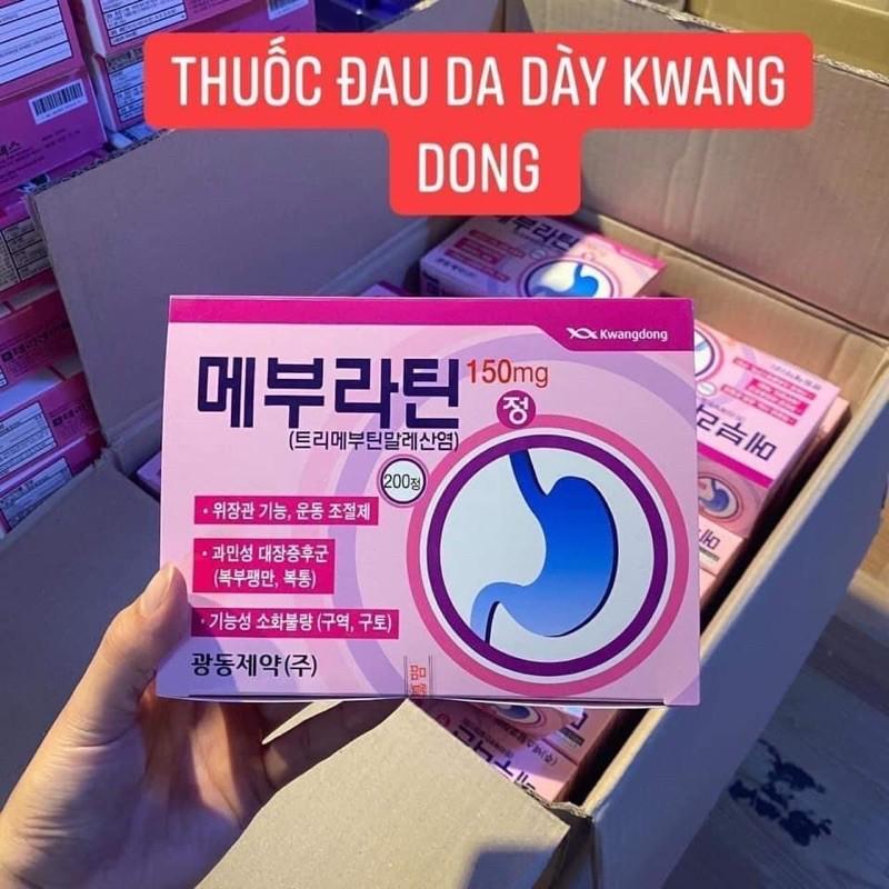 [SALE THÁNG 5] Viên Uống Dạ Dày KWANGDONG Hàn Quốc