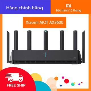 [Chính hãng]Bộ Phát Wifi Router Wifi 6 Xiaomi AIoT AX3600 – Bảo hành 1 năm – Mới 100%