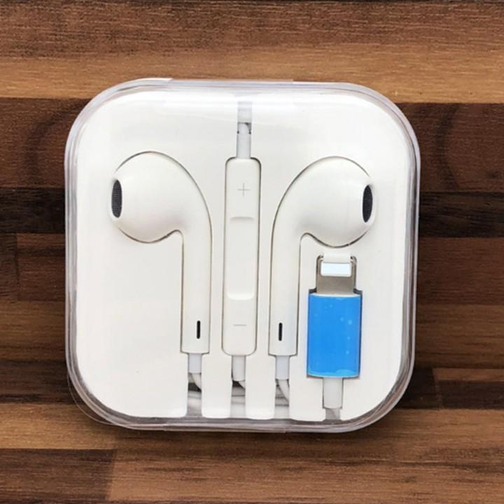 Tai Nghe x Bắt Bluetooth Bảo Hành 12 Tháng Tương Thích Với Dòng 7/8/7Plus/8Plus/X/Xsmax/11promax. Tai nghe 6 chân 3.5