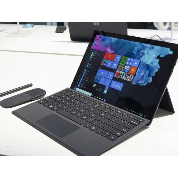 Microsoft Surface Pro 6 Intel® Core™ i5-8250U Ram 8GB SSD 128 +256GBGB | Kèm typer cover & Sạc chính hãng Tại Playmobile