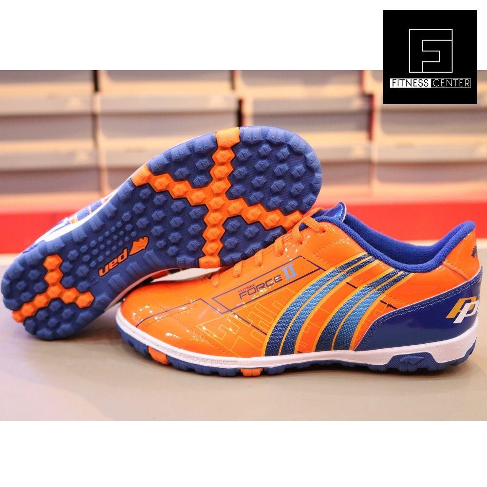 Giày đá bóng đế đinh PAN Force 2 TF (Cam)