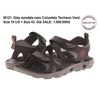 M121. Giày sandals nam Columbia Techsun Vent