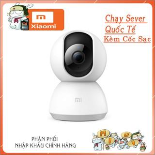 Yêu ThíchCamera IP Xiaomi Xoay 360 độ 1080P NHẬP KHẨU CHÍNH HÃNG