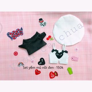 [ OUTFIT CHO DOLL 20cm (3) ]