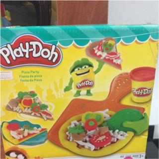 Đồ chơi Bột nặn( đất nặn) PLAY DOH – Bánh Pizza B1856