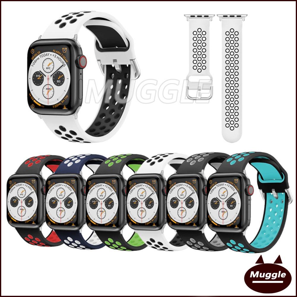 MỚI! Dây đeo đồng hồ Đồng hồ thông minh  HW16 HW22 Dây đồng hồ silicon thoáng khí IWO HW16 IWO HW22 pro Dây đeo đồng hồ